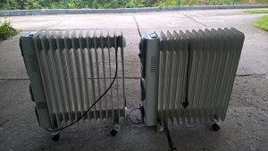 elektricni uljni radijator elite 2 komada