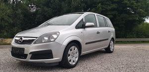 Rent a Car SARAJEVO Opel Zafira AUTOMATIC 7sjedista