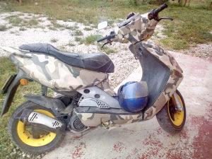 Skuter Malaguti F15