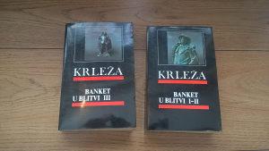 Miroslav Krleza - Banket u blitvi I,II,III