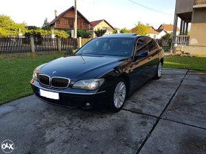 BMW 730D E65 2008. god. M optic