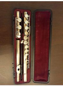 Flauta za muzičku školu i slično original s futrolom