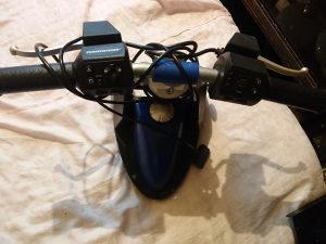 ps- džojstik - motor