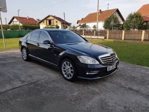 Mercedes S 350 cdi L AMG BLUETEC 2011.