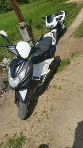 Malaguti f12 110 cc