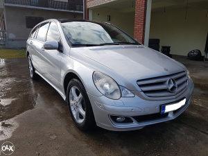 Mercedes R 320 CDI L long 4matic 4x4