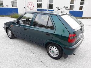 Škoda Felicia 1.3 benzin/plin Ekstra stanje Registrovan