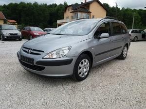 Peugeot 307 1.6 HDI 80KW 2004GOD