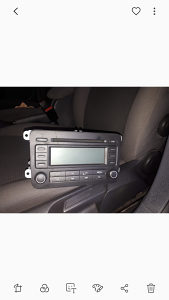 Radio RCD 300 Golf 5 passat 6....