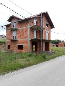 Kuca sa poslovnim prostorom, Drakulic, Banja Luka