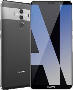 Huawei Mate 10 Pro (128GB, Dual SIM, Titanium Grey)