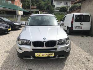 BMW X3 2009g 2.0 D 065515424