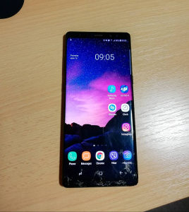 Samsung Note 8 black DUOS 1.5 god garancije