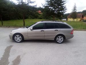 Mercedes Benz C 200 CDI C 220 CDI