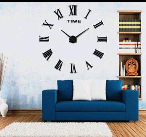 Sat 3D dekorativni Moderni Zidni