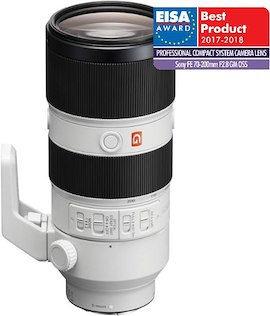 SONY FE 70-200mm f / 2.8 GM