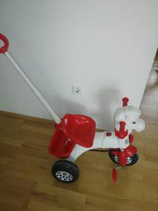 Tricikl.guralica