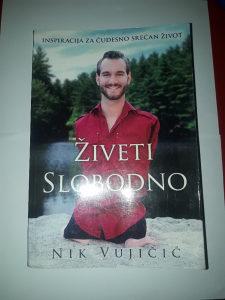 Knjiga, živeti slobodno
