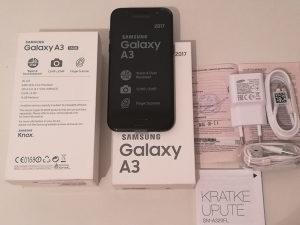 Samsung Galaxy A3 2017 - NOVO- 2GOD.GARANCIJA