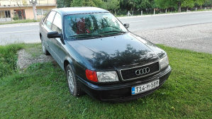 Audi c4 benzin plin