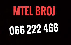 Mtel broj 066 222 466