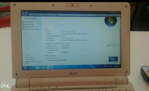 """Laptop Asus 10,1"""" led"""