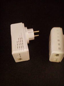 PLC adapter SILVER CREST