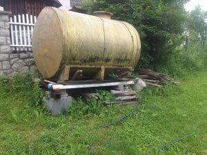 cisterna za vodu 5 000 lit
