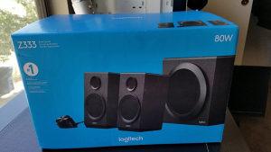 Logitech Z333 zvucnici 2.1