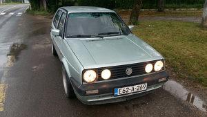 Volkswagen Golf 1.6 dizel registrovan
