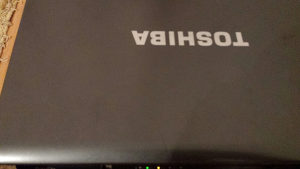 Laptop Toshiba L300d