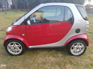 Smart For Two fortwo DIZEL TEK REG.