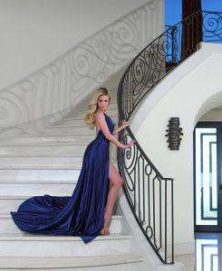 Duga večernja/maturska haljina