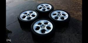 Aluminijske felge 17 5x98 Alfa Romeo