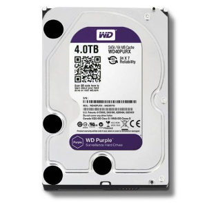 WD 4TB Purple SATA3 HDD
