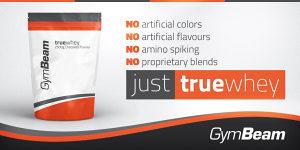 GYMBEAM Protein True Whey 75% do 82% protein