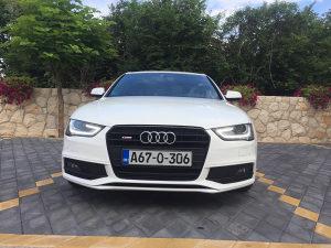 Audi A4 2.7 TDI black edition S-line