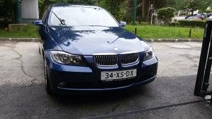BMW E90- 318 D-90KW-123KS-6BRZINA-MODEL 2008