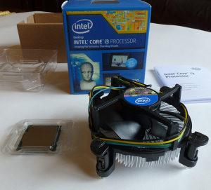 Intel® Core™ i3-4130 Processor Haswell