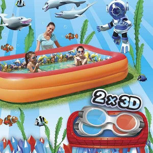 3D interaktivni bazen za djecu