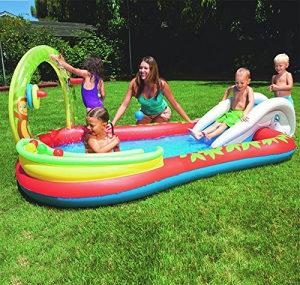 Igraonica bazen za djecu / tobogan na vodu
