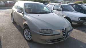 Alfa Romeo 147 1.6 plin ZAMJENA ZA SKUPLJE