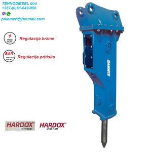 Hidraulični čekić pikamer SB400