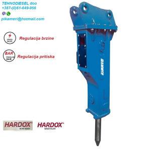 Hidraulični čekić pikamer SB500