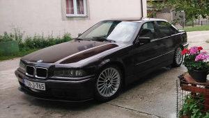 BMW 3 e36 1.6 benzin plin