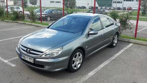 Peugeot 607 Zamjena