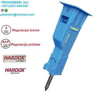 Hidraulični čekić HS450