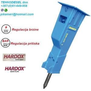 Hidraulični čekić HS700