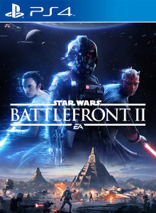 Star Wars Battlefront 2 (PlayStation 4 - PS4)