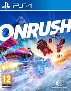 ONRUSH PS4. DIGITALNA IGRA